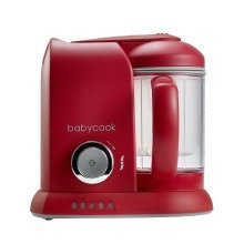 Beaba Babycook Food Processor (Red)