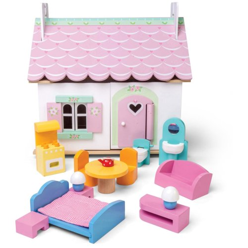 Le Toy Van Doll House Lily's Cottage
