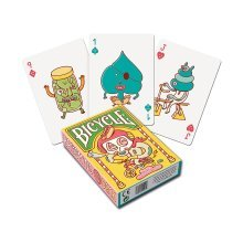 Bicycle Brosmind Playing Cards. 1 Deck