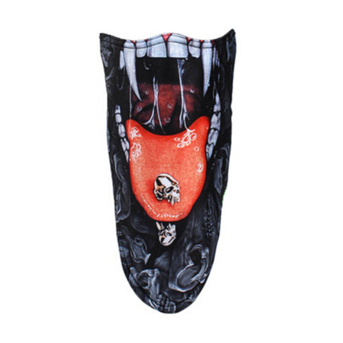 Ski Cycling Motorcycle Half Face Mask Windproof cold-proof Warm Mask F-21