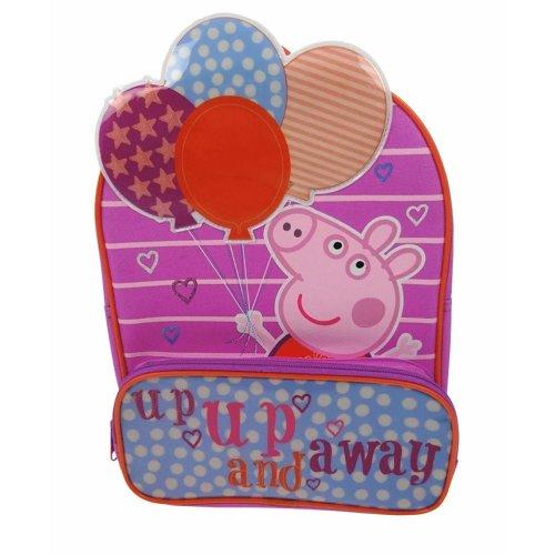 Peppa Pig Novelty Bike Backpack,
