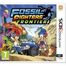 Fossil Fighters Frontier Nintendo 3DS/2DS