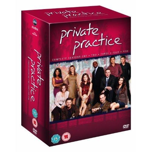 Private Practice - Season 1-5 [DVD]