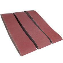 FERM Sanding Belts 3 pcs Paper BGA1060