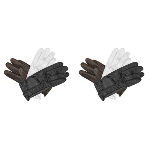 Mark Todd Childrens Leather Riding/Show Gloves