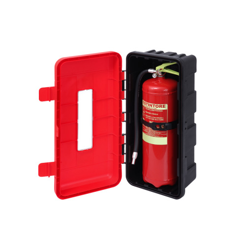 Single Commander Extinguisher Cabinet