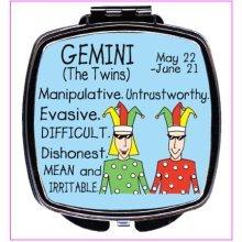 Gemini Compact Mirror
