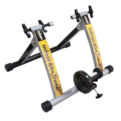 Rolson Indoor Bicycle Trainer Rack