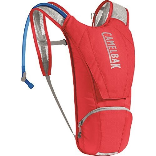 Camelbak Classic Crux Reservoir Hydration Pack Racing Red Silver 2 5 L 85 Oz