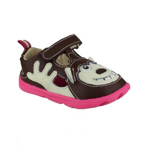 Zooligans Bobo The Monkey Girls Shoes