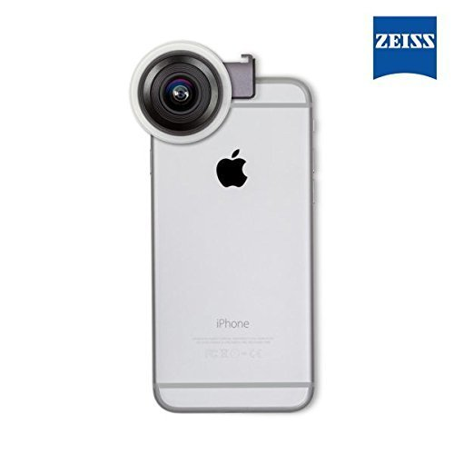 ExoLens with Optics by ZEISS Vario-Proxar 40-80 T* Macro-Zoom Lens for iPhone 6/6s, iPhone 6 Plus/6s Plus, iPhone 7