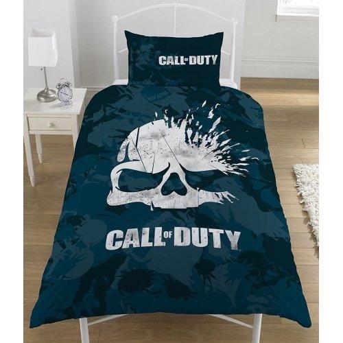 Call of Duty cotton blend duvet cover