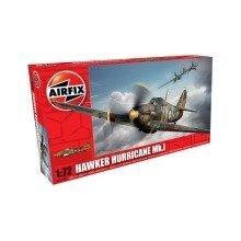 Air01010 - Airfix Series 1 - 1:72 - Hawker Hurricane Mk.i