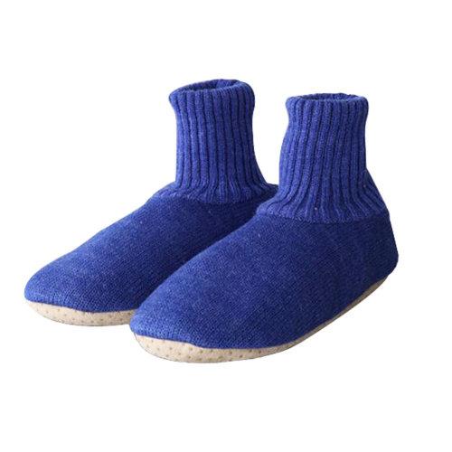 Hosiery Socks Men Anti-skid Slipper Socks Keep Warm Floor Socks-A1
