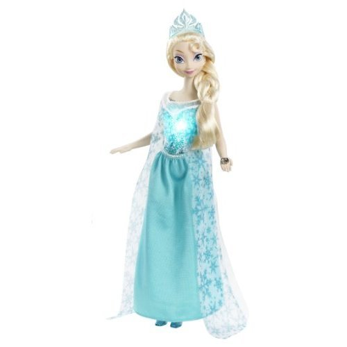 Disney Frozen Elsa Musical Magic Doll