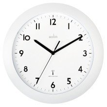 Acctim Cadiz Office Kitchen Radio Controlled Wall Clock