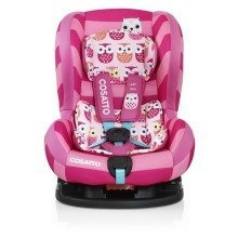 Cosatto Hubbub Group 123 Isofix Car Seat Twee Twoo