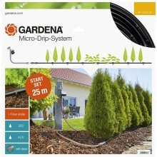 GARDENA Micro-Drip System for Plant Rows M Starter Set 25 m 13012-20