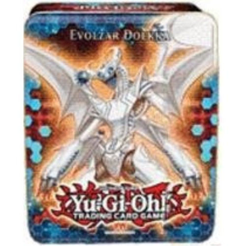 Yu Gi Oh! 2012 Wave 1 Evolzar Dolkka Collector Tin