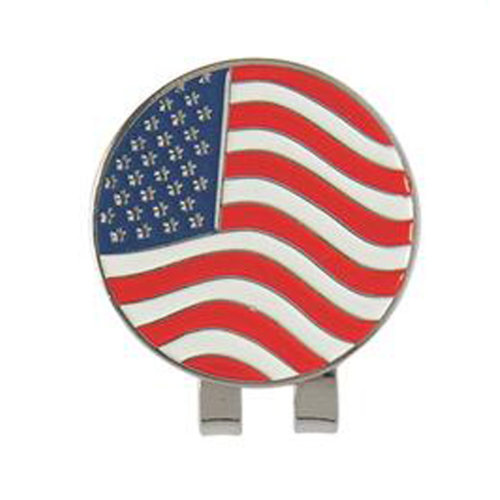 Golf Magnetic Hat Cap Clip/ Golf Ball Marker/ On-Course Accessories-06
