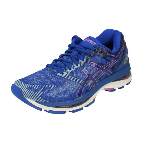 timeless design b123f fc8c9 Asics Gel-Nimbus 19 Womens Running Trainers T750N Sneakers Shoes