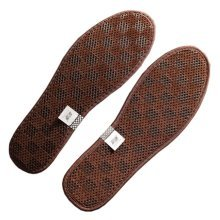 4 Pairs of Healthy Breathable Insoles Deodorant Shoes Inserts Shoe Cushions for Men/Women, I
