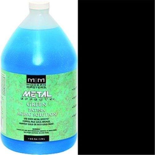 MODERN MASTERS PA901 1 Gallon Green Patina Aging Solution