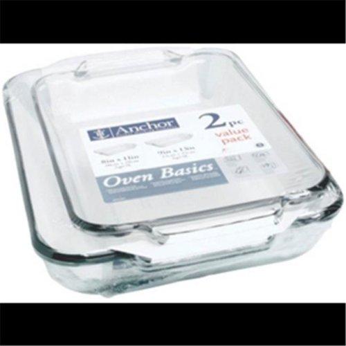 533802 2 qt & 3 qt Oven Basics Baking Dish Set