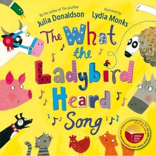 The What the Ladybird Heard Song (wbd 2012)
