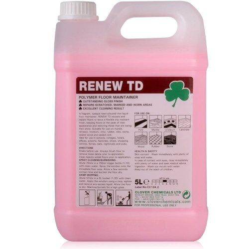 Clover Renew TD Polymer Floor Maintainer
