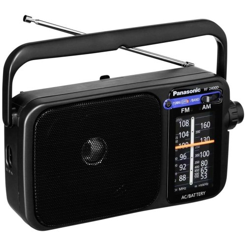Panasonic RF-2400D Digital Portable Radio AM/FM