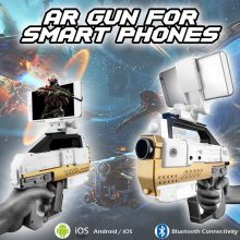 AR Augmented Reality Shooting Gun for Android iOS