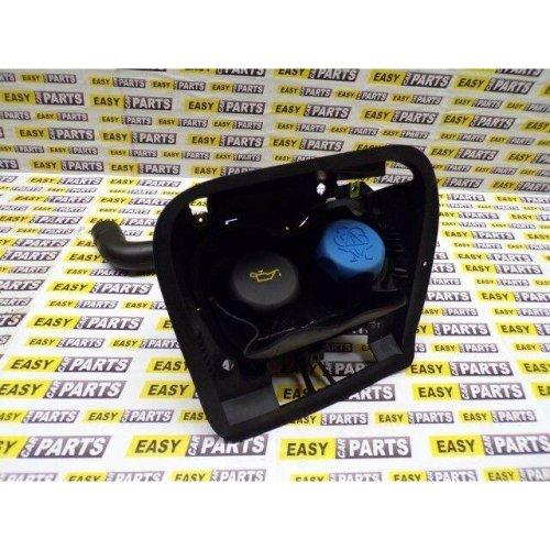 PORSCHE BOXSTER S 987 3.4 OIL AND COOLANT FILLER NECK