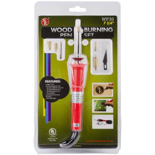 Woodburning Pen Set-
