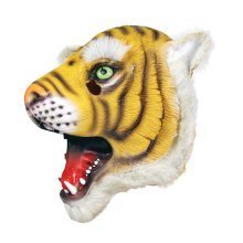 Tiger Overhead Animal Mask