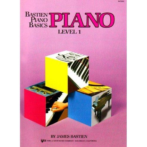 Bastien Piano Basics: Level One: Level 1
