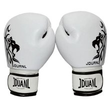 Adult Boxing Gloves - High Protective Gloves Assaults  2 ---- White