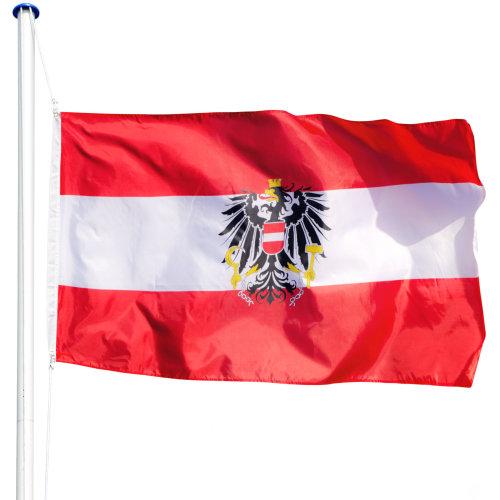 Flagpole aluminium Austria