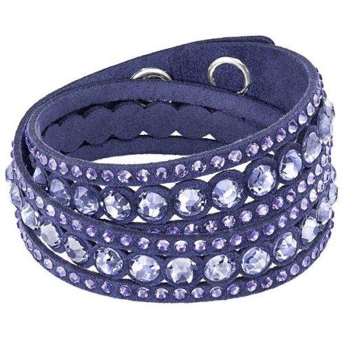 Swarovski Slake Mauve Dot Bracelet - 5201122