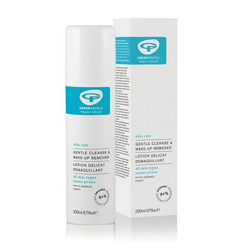 Green People Gentle Cleanse & Make Up Remover - 50ml