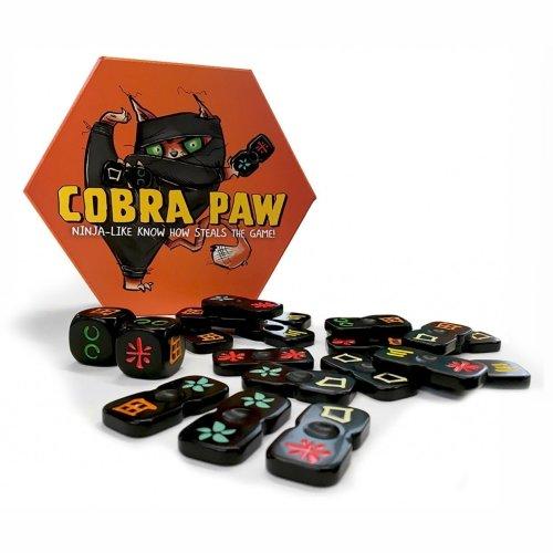 Cobra Paw - Tile Laying Board Game