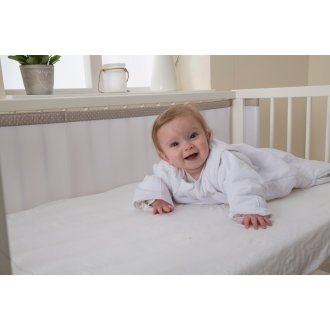 Purflo Breathable Bumpers - Soft Truffle