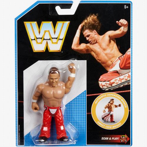 WWE Retro - Series 7 - Shawn Michaels Figure