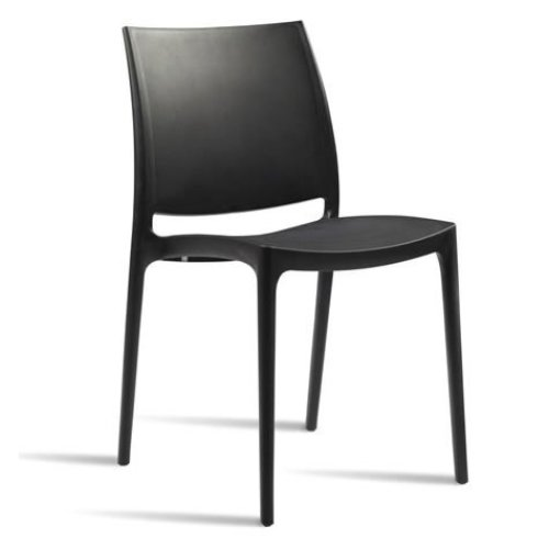 Moses Outdoor Indoor Chair Stackable Chair
