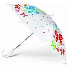 Paint Your Own Umbrella - Children's Arts and Crafts Creative Activities