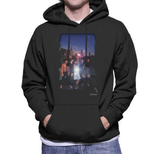 Martyn Goddard Official Photography - Blondie Best Of Alternate Men's Hooded Sweatshirt