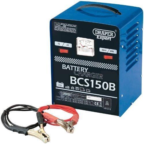 230v Battery Starter/charger - Draper Expert 12v 135a Startercharger 05582 -  draper expert battery 12v 135a startercharger 05582