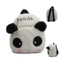 [Cute Panda] Little Kid Backpack / School Bag / Lunch Bag