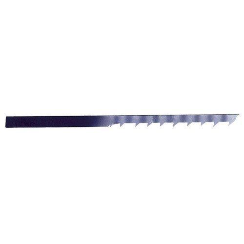 Draper 25502 127mm x 18tpi No 3 Plain End Fretsaw Blades