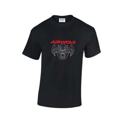 TV Inspired Airwolf T-Shirt